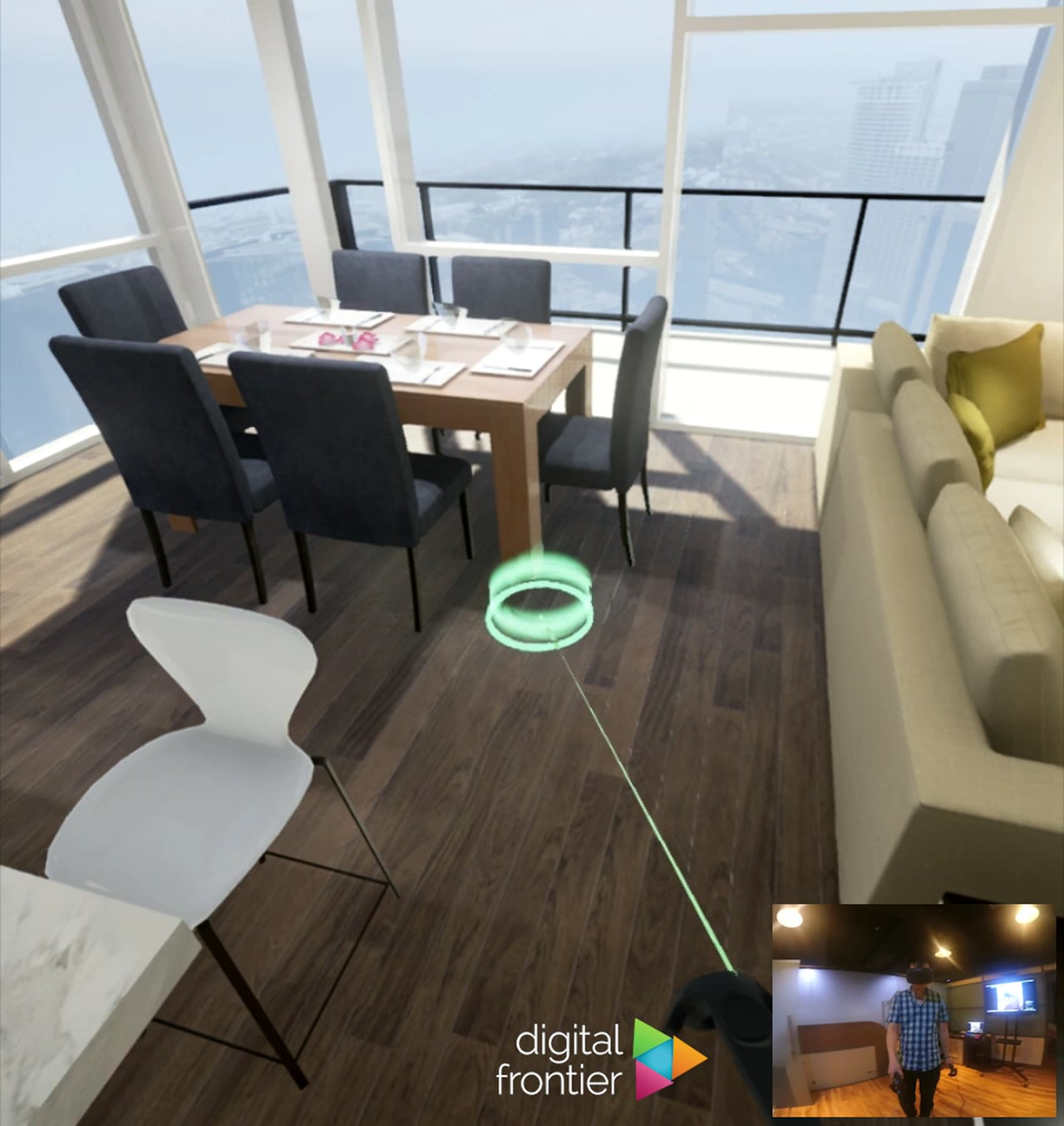 Virtual Reality Apartment