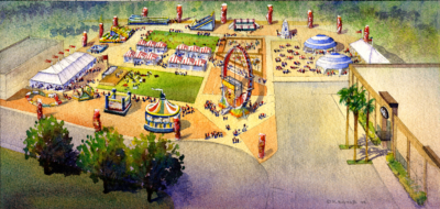 CityBeach_Architectural_Rendering_Watercolor