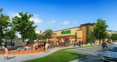 Persimmon Place Whole Foods rendering